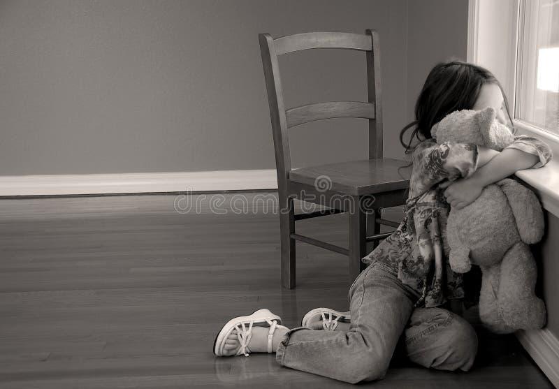 девушка медведя она стоковые изображения