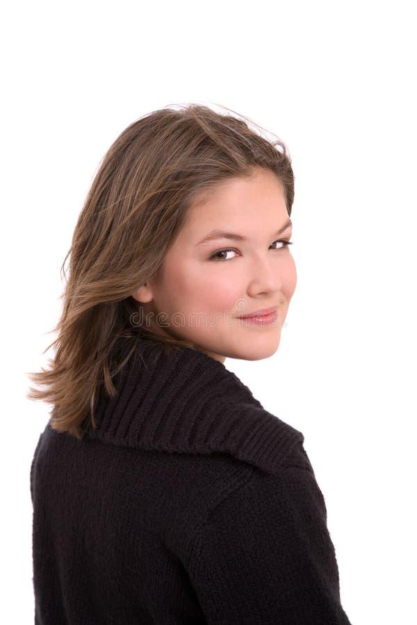 девушка подростковая стоковые фото