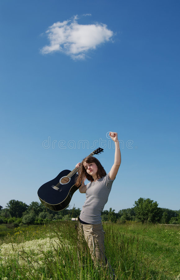 девушка подростковая стоковые фотографии rf