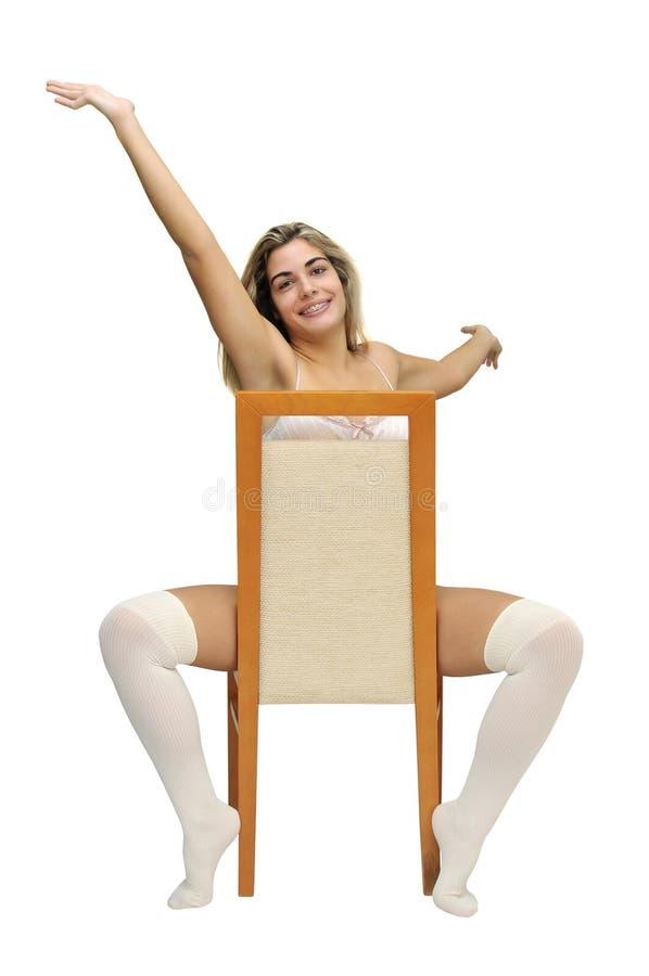 Download девушка сексуальная стоковое изображение. изображение насчитывающей люди - 17600283