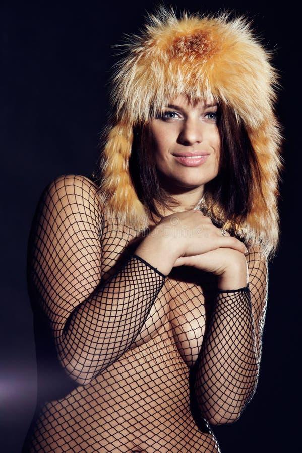 девушка сексуальная стоковое изображение rf