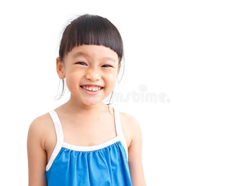 Девушка улыбки стоковое изображение