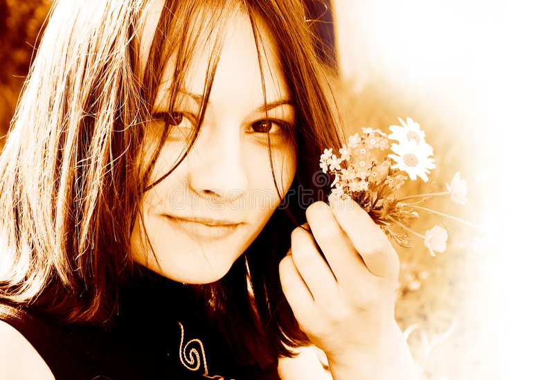 Download девушка стоковое изображение. изображение насчитывающей бобра - 483477