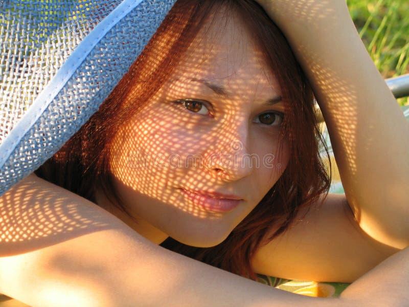 Download девушка стоковое фото. изображение насчитывающей романтично - 483528