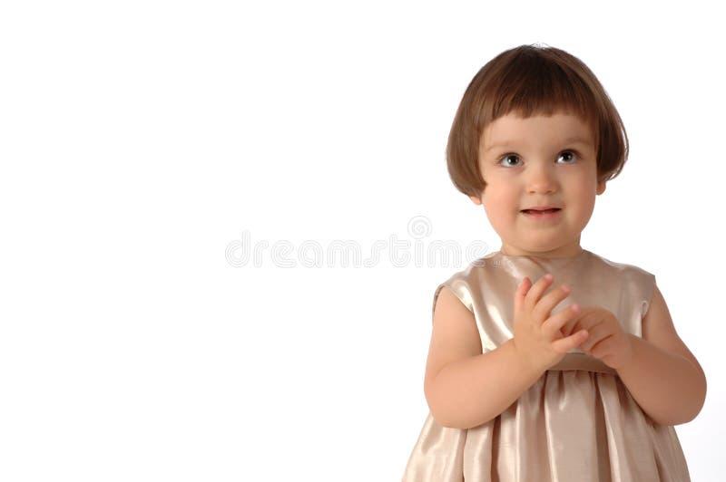 девушка 7 стоковое изображение rf