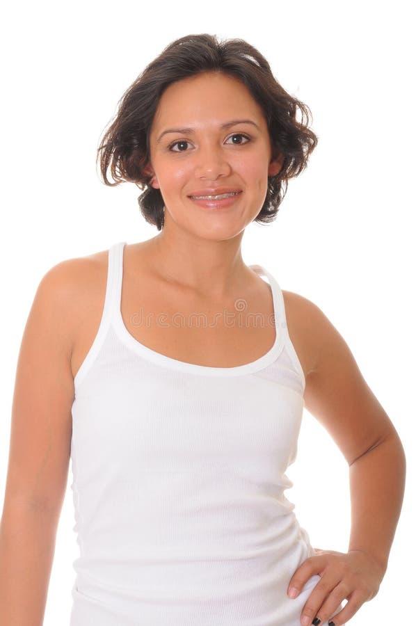 девушка latina стоковые изображения rf