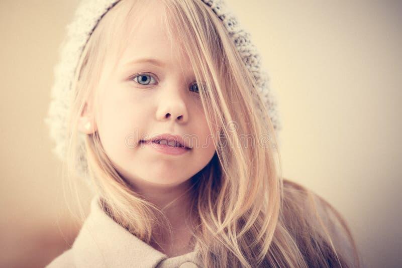 Девушка Preschooler стоковые изображения
