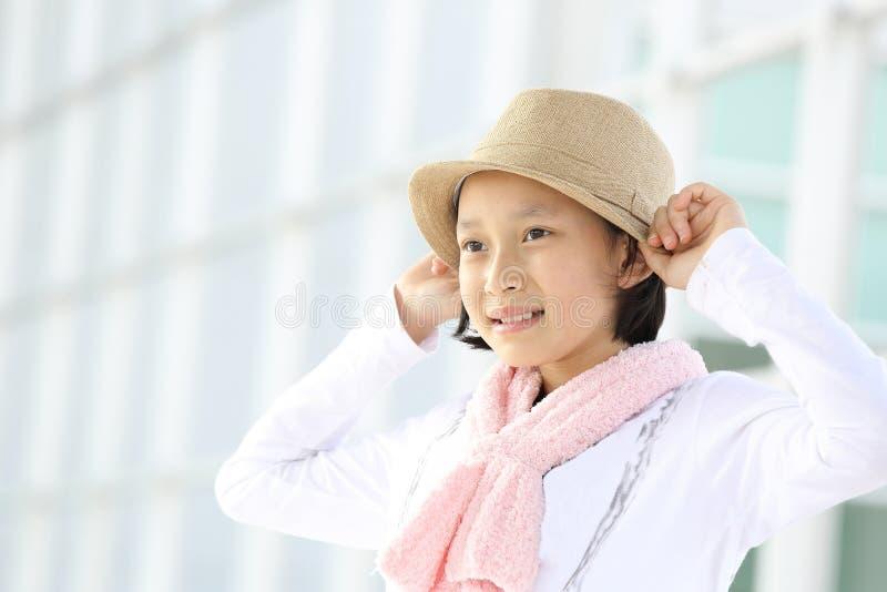 Девушка Protrait yong стоковое изображение rf