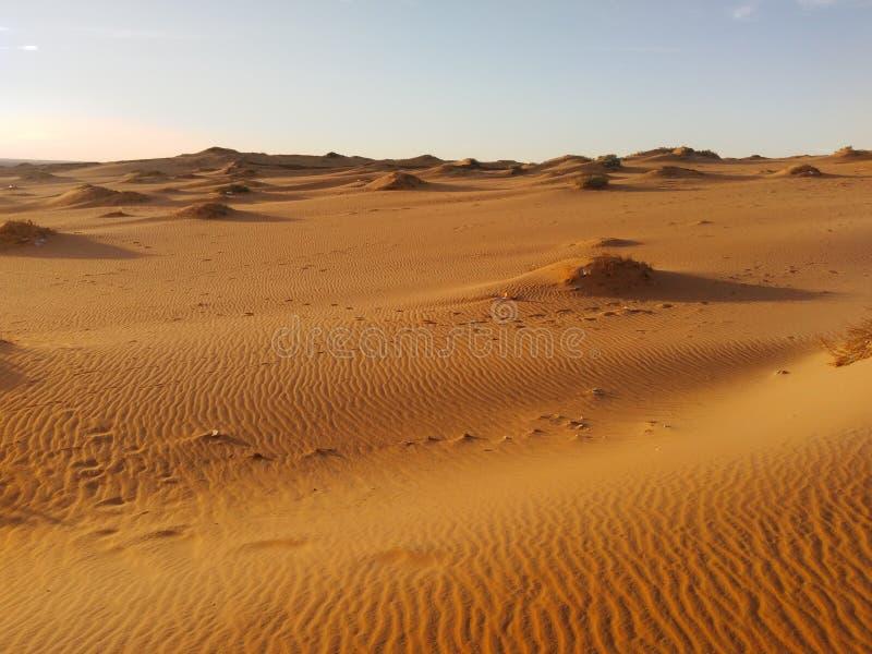 Дезертируйте песок стоковая фотография rf
