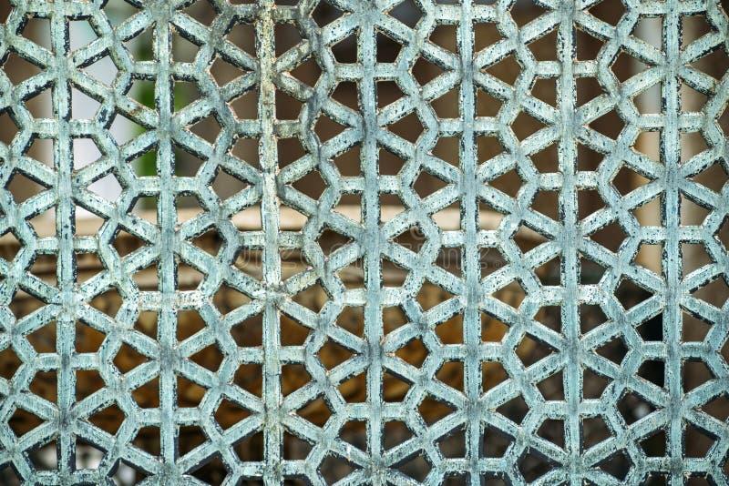 Декоративная исламская предпосылка текстуры искусства стоковая фотография