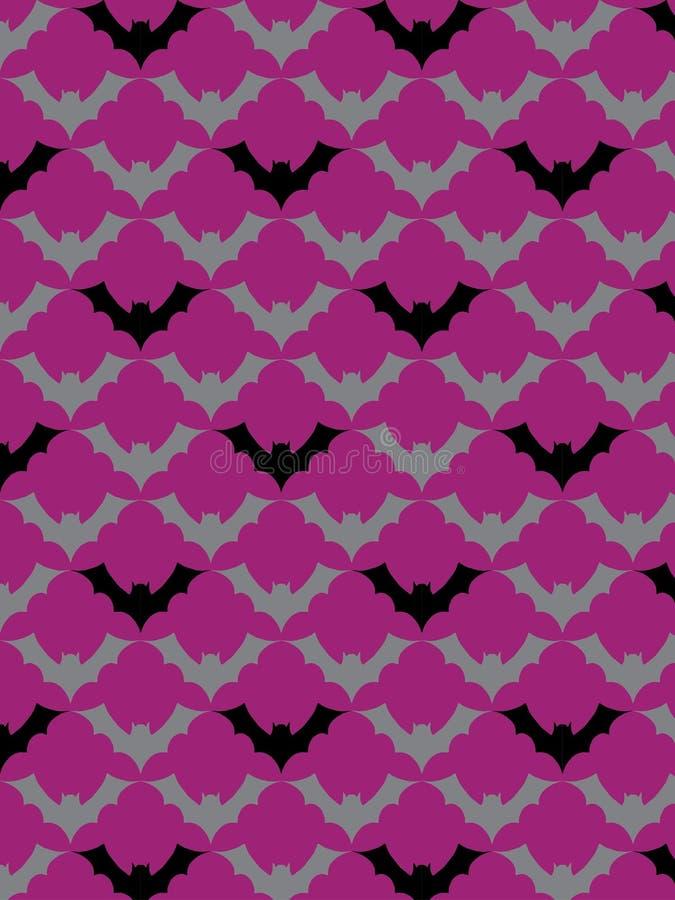 Декоративная картина летучей мыши стоковая фотография