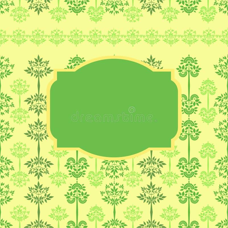 Download Декоративная предпосылка вектора для текста Иллюстрация вектора - иллюстрации насчитывающей стержень, бумага: 41660586