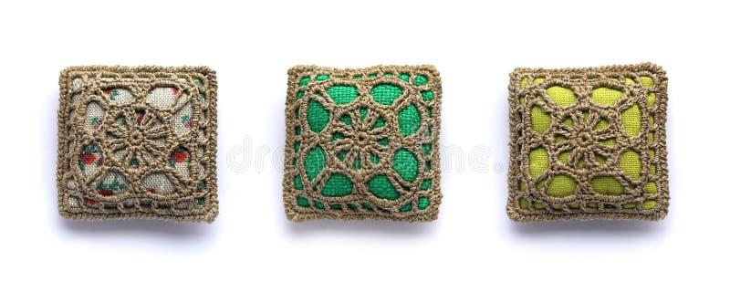 Download Декоративные подушки стоковое изображение. изображение насчитывающей этническо - 37926947