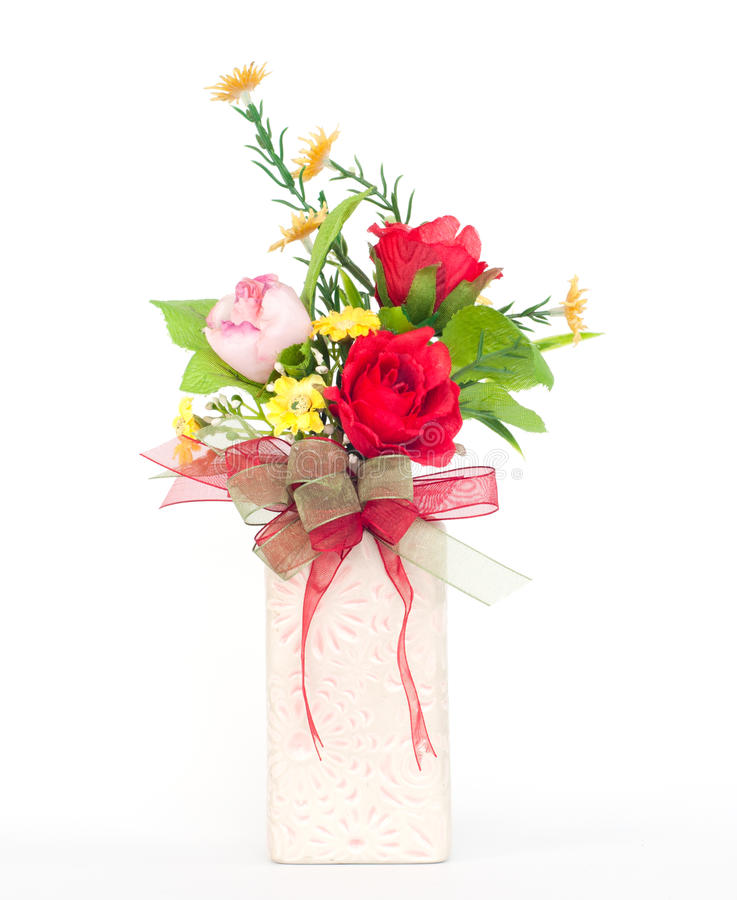 декоративные цветки стоковое фото rf