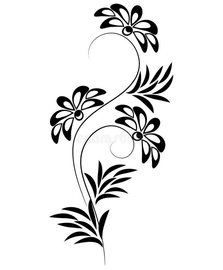 Download декоративный орнамент иллюстрация вектора. иллюстрации насчитывающей вектор - 18391359