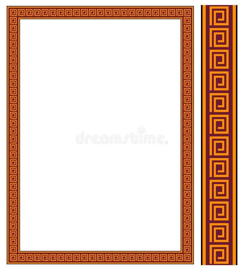 декоративный jpg рамки eps иллюстрация штока