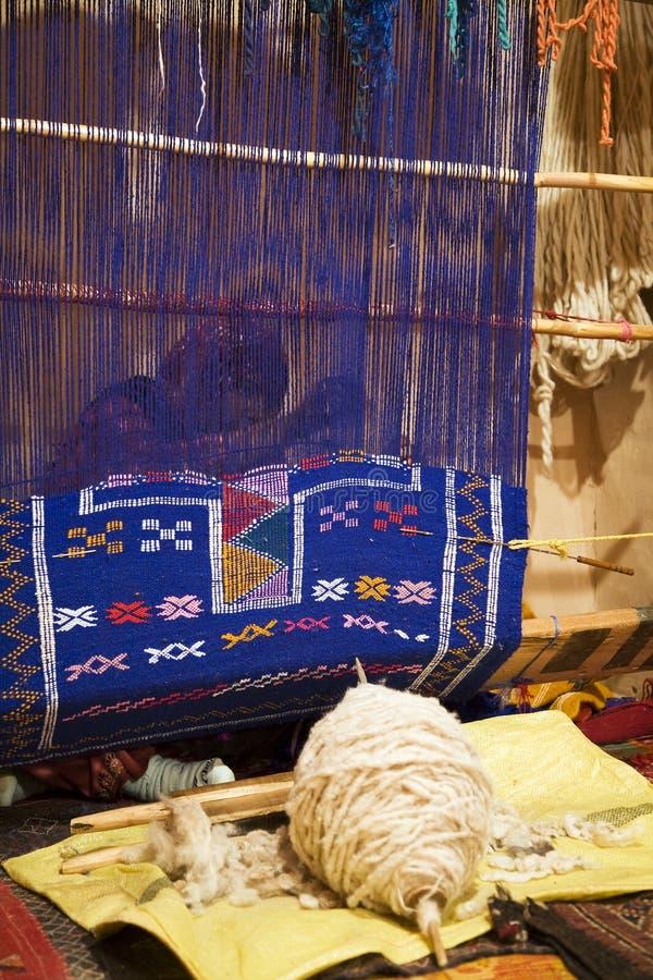 делать ковра berber стоковое фото