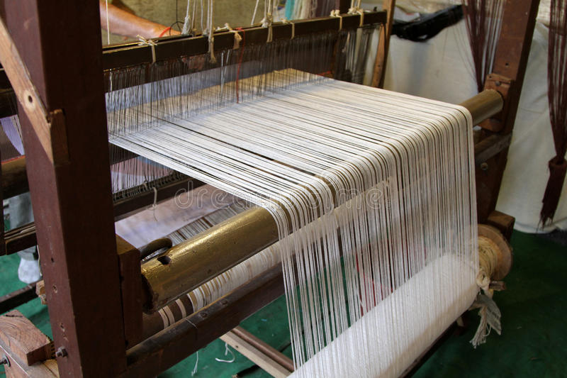 делать ткани стоковая фотография