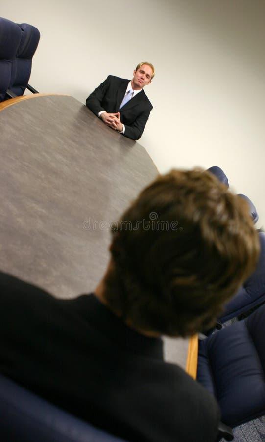 деловая встреча стоковые фотографии rf