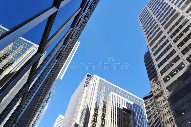 дело зданий стоковые фотографии rf