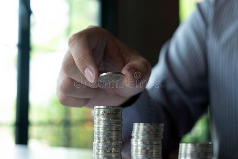 Дело монетки символа, финансы, финансовый рост, вклад советуя с, финансы, вклад, дело, работа, бухгалтерия стоковые фото