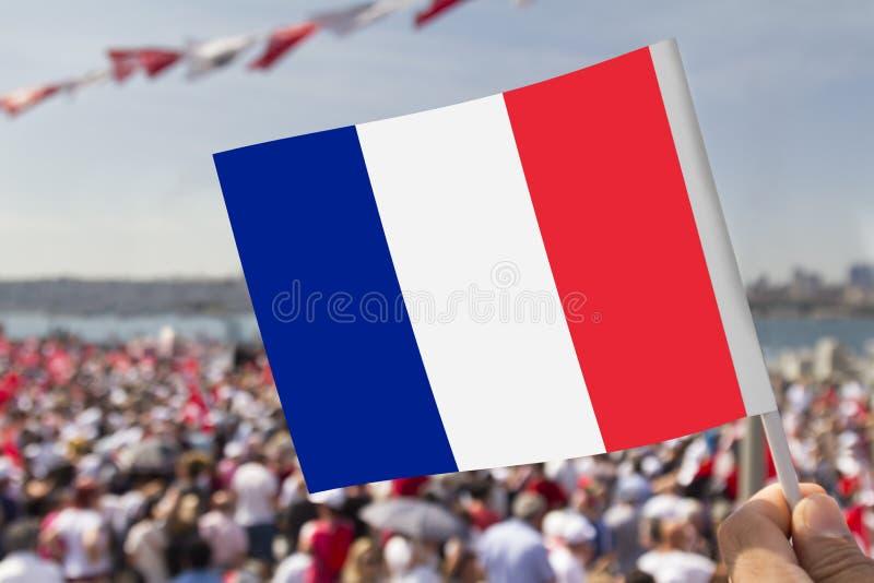 Демонстрации ` s Франции массовые стоковое фото