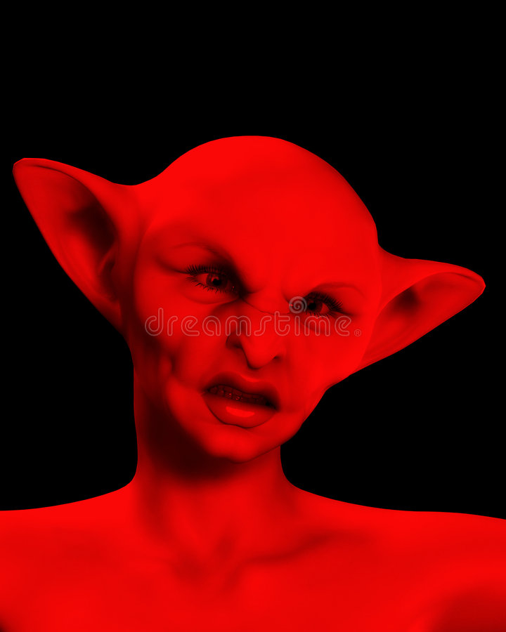 Демон 9 бесплатная иллюстрация