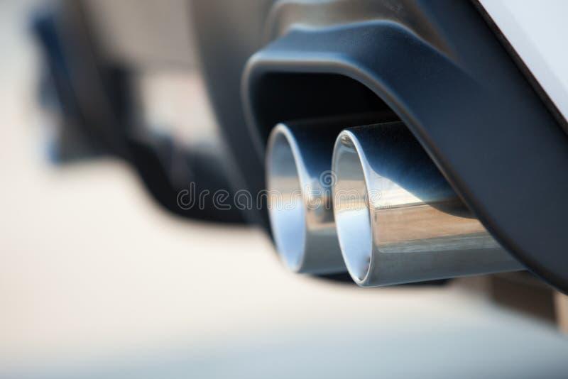 Демфер автомобиля стоковая фотография rf