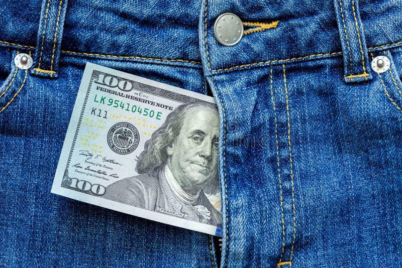 Деньги в молнии стоковое фото