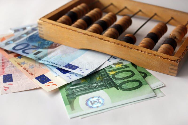 деньги евро стоковые фото
