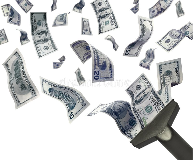 деньги задвижки