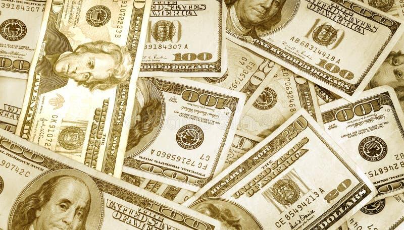Деньги наличных денег на таблице стоковые фото