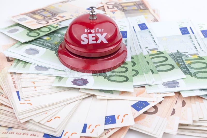 Деньги секса стоковое фото rf