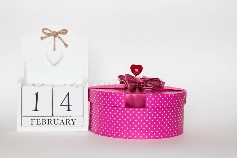 День валентин 14 февраля стоковая фотография