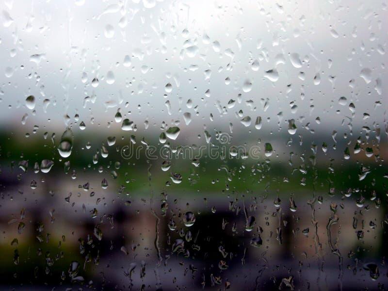 день идя дождь S Стоковое Изображение RF