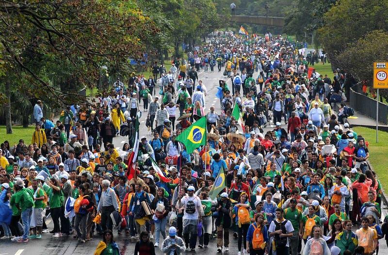 День молодости мира стоковые фото