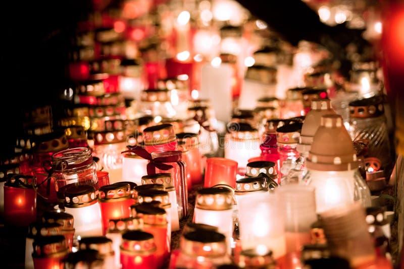 День памяти погибших в первую и вторую мировые войны для упаденных борцов за свободу стоковые фото