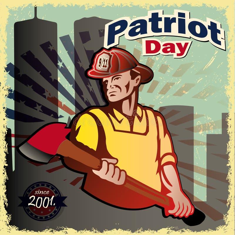 День патриота стоковое изображение
