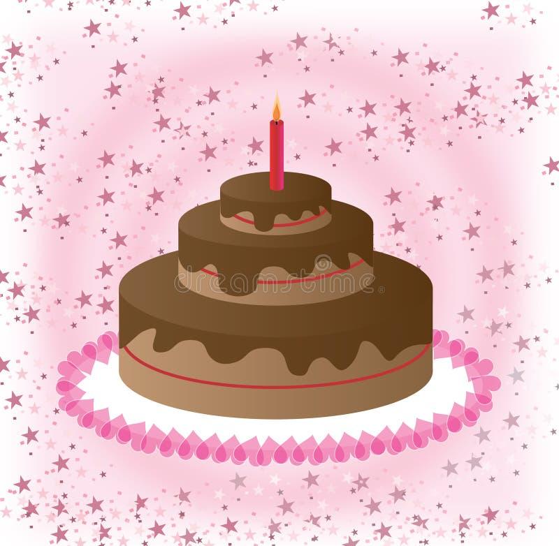 день рождения бесплатная иллюстрация