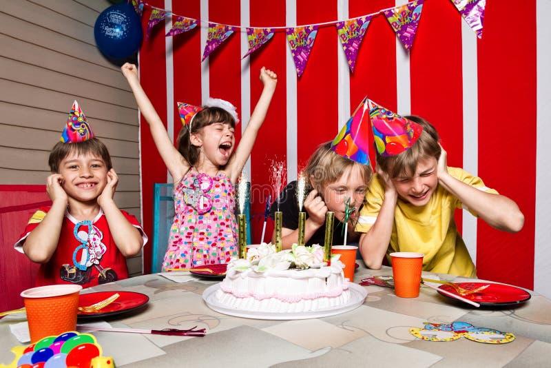 День рождения стоковая фотография rf