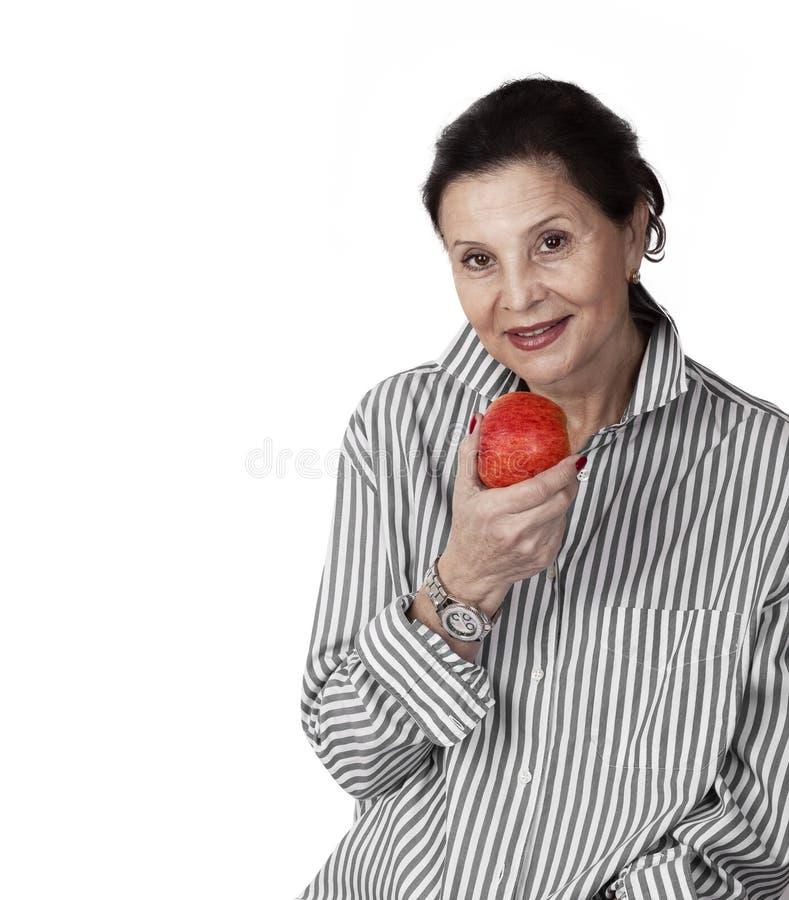 день яблока стоковое фото rf