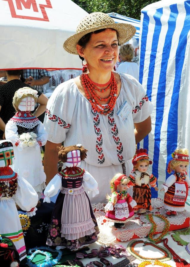 День embroidered_2 мира стоковые фото