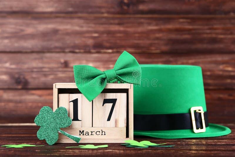 День ` s St Patrick стоковая фотография rf