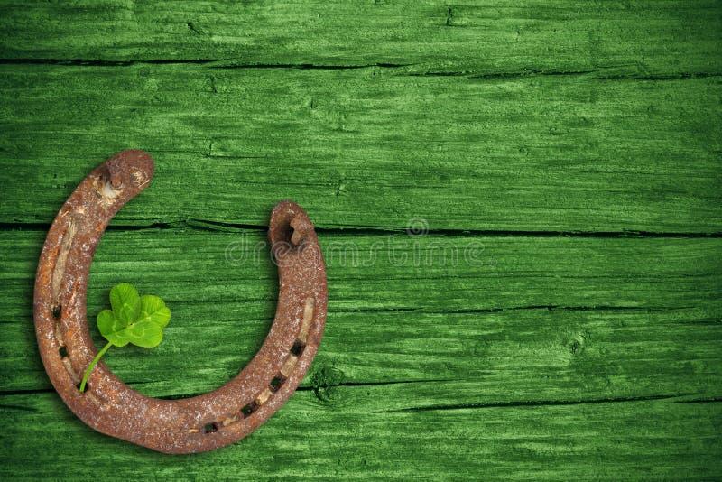 День St Patricks, удачливые шармы стоковые фото