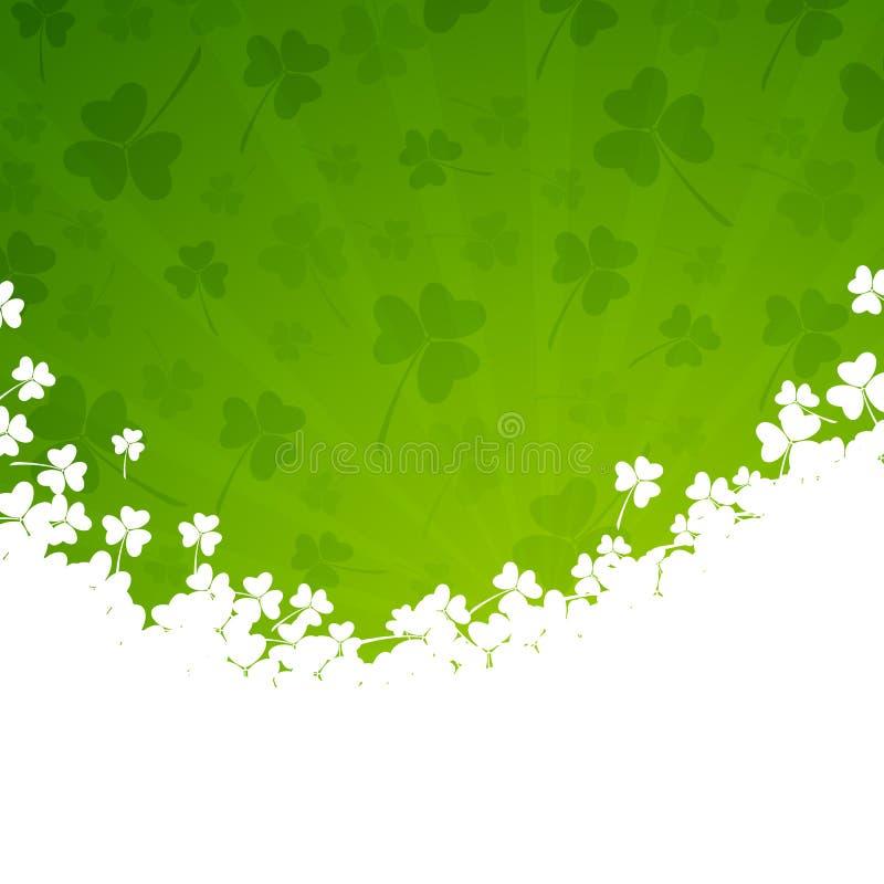 День St. Patricks иллюстрация вектора