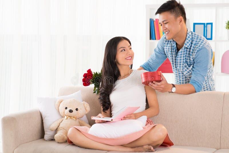 День Valentine�s стоковые фотографии rf