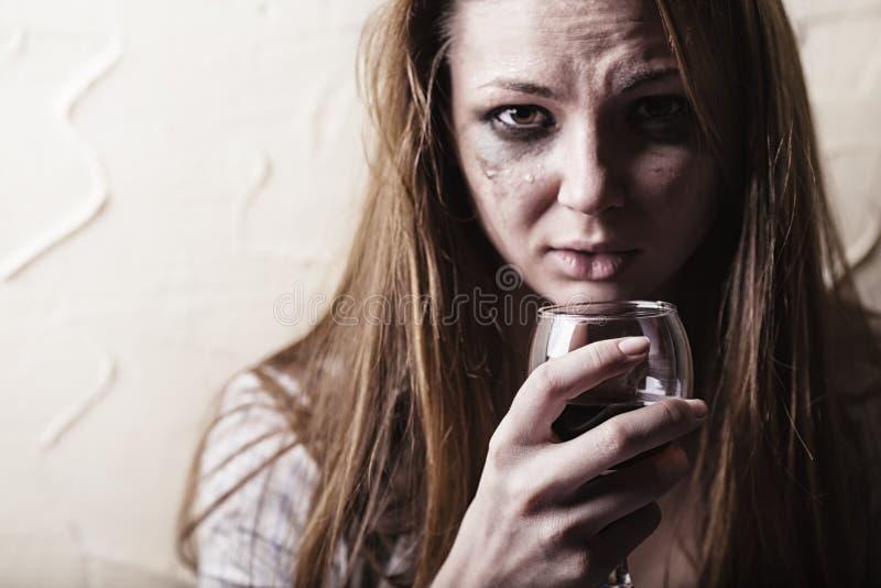 Депрессия стоковая фотография