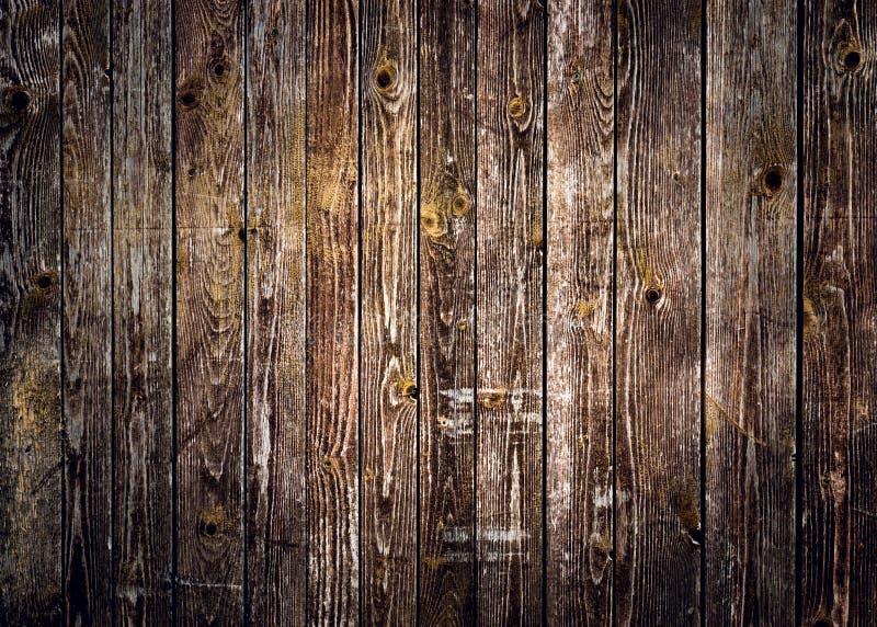 Деревенская деревянная предпосылка планок с славным виньетированием стоковое фото rf