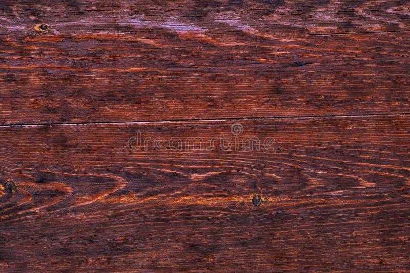 Деревенская деревянная текстура, шоколад - коричневый цвет стоковые изображения