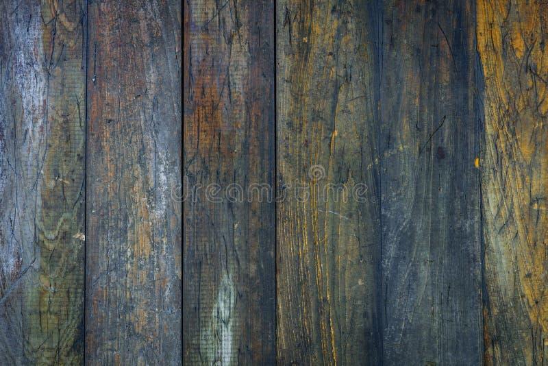 Деревенская деревянная предпосылка планки стоковая фотография rf